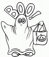 Ghost Coloring Pages Printable Everfreecoloring sketch template