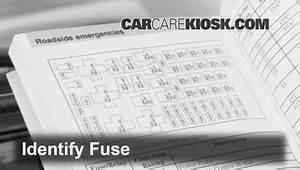 2011 2014 Ford Edge Interior Fuse Check 2013 Ford Edge