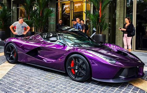 Introduced in 2013, the ferrari la ferrari represents ferrari's most ambitious project. Pin by Eugene Eddy on Cars in 2020 | Car in the world ...