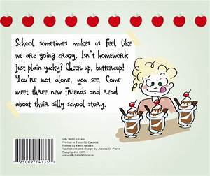Children's book — School Rhymes - Jessica St-Pierre ...