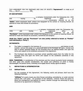 business buyout agreement template - 10 sample business purchase agreements sample templates