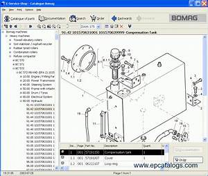 Download Bomag All Spare Parts Catalog 2008