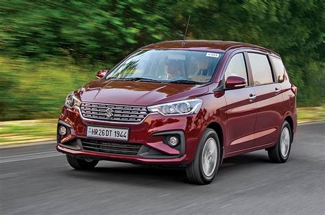 Review Suzuki Ertiga by 2018 Maruti Suzuki Ertiga Review Test Drive Autocar India