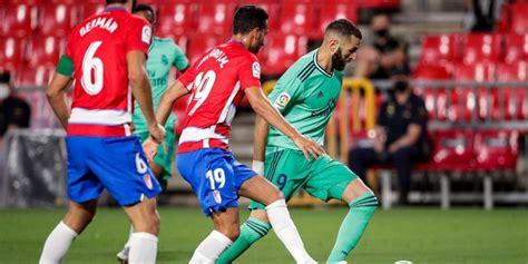 Real Madrid vs Granada: Cómo, cuándo y dónde ver EN VIVO ...
