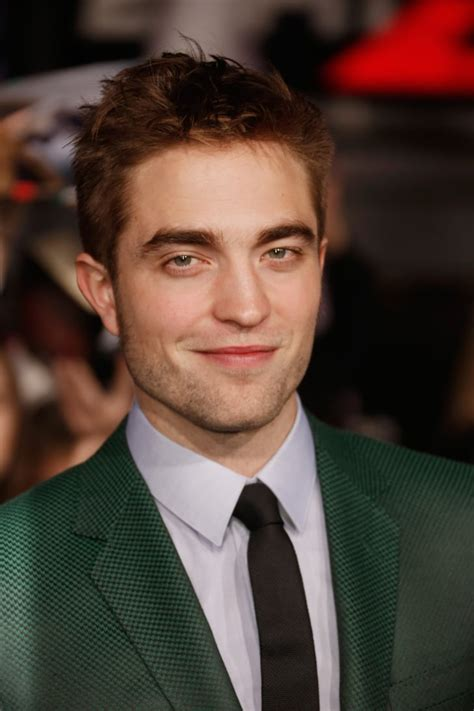 Robert Pattinson | Photos of Robert Pattinson Smiling ...