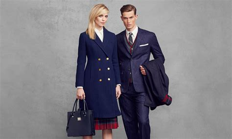 Brooks Brothers To Discontinue Thom Browne's Black Fleece
