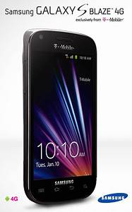 Samsung Galaxy S Blaze 4G Set For March Availability From