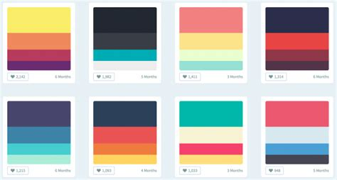 Good Color Combinations Pin By Hute Moo On Color Scheme