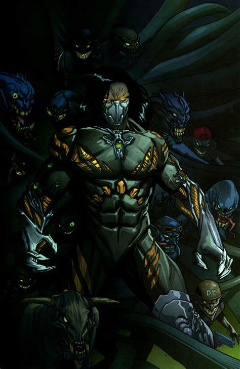 darkness  freddy krueger battles comic vine