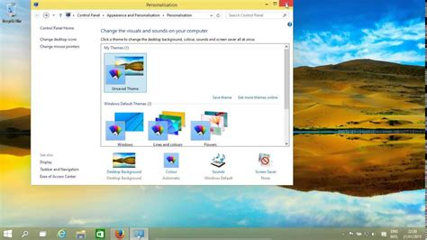 Windows 10 And 8.1 How To Change The Desktop Background