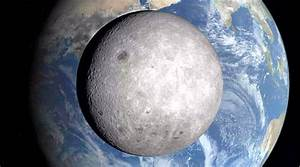 The not so dark side of the moon: Stunning animation shows ...