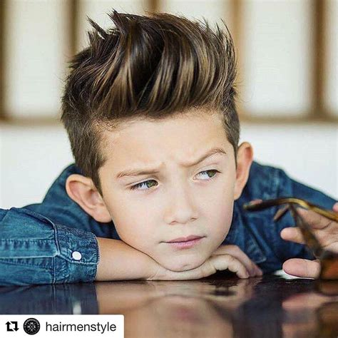 Kid Hairstyles For Boys by 20 Cool Personable Haircuts For Toddler Boys