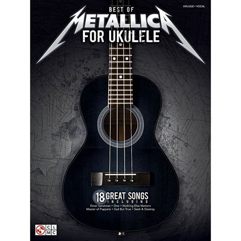 the best of metallica best of metallica for ukulele products