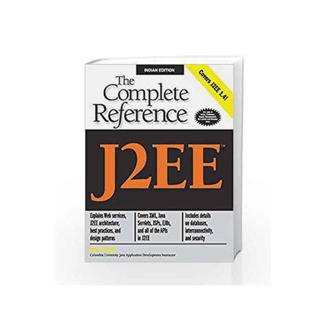 J2ee The Complete Reference Jim Keogh Pdf