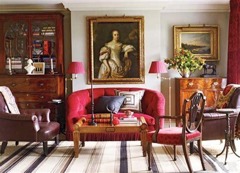 modern interior decorating  traditional english style