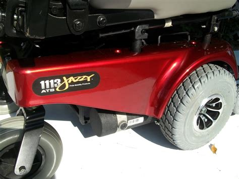 Jazzy 1113 Power Chair Batteries by Jazzy 1113 Charger Images