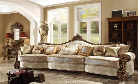 homey design hd   world mansion sofa