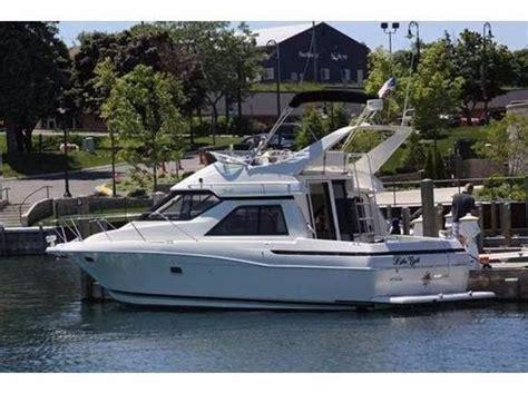 Used Boat Parts Muskegon Mi by 1996 Bayliner 3488 Avanti Muskegon Michigan Boats