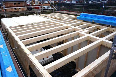 hdm holzbauteam neubau eines wohnhauses in massivbauweise