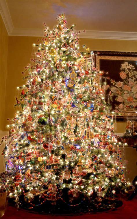 christopher radko  christmas christmas tree