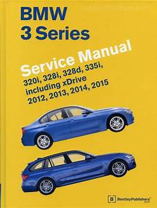 Bmw 3 Series Service Manual 2012