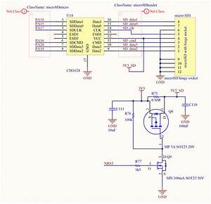 How To Design The Microsd Circuitry