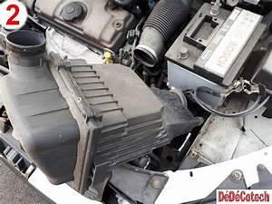 Filtre A Air 206 : changer le moto ventilateur sur peugeot 206 tu1jp tuto ~ Gottalentnigeria.com Avis de Voitures