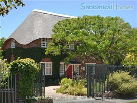 Cottage Cape Town Sabbaticalhomes Home For Rent Cape Town 7405 South