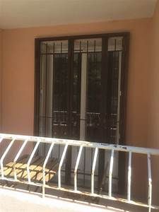 Barreau Securite Fenetre : grille de porte fen tre ouvrante grille de d fense ~ Premium-room.com Idées de Décoration