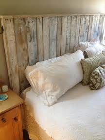 Images Of Homemade Headboards by Build A Simple Pallet Headboard 99 Pallets