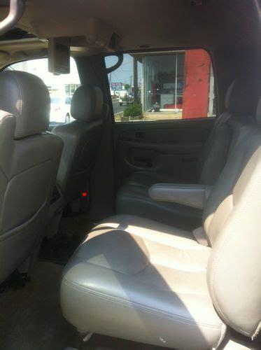 airbag deployment 2012 gmc yukon xl 1500 instrument cluster purchase used 2005 gmc yukon xl 1500 slt sport utility 4 door 5 3l w autoride suspension in