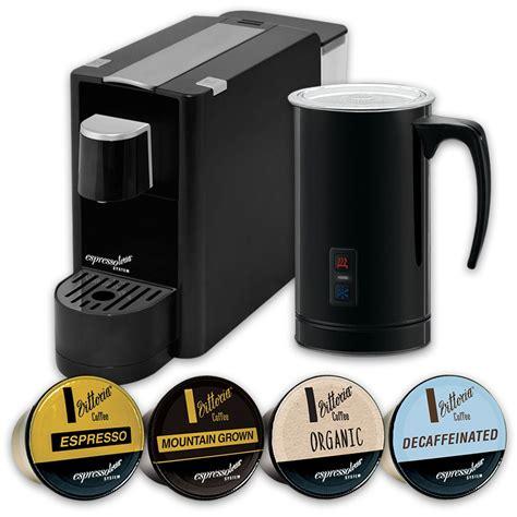 Rev up sports coffee drink. Espressotoria Capino Coffee Machine + Milk Frother Bundle ...