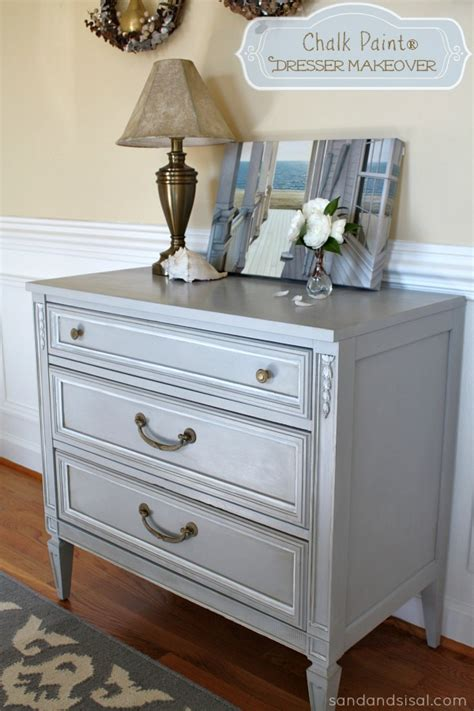 Can You Sand Ikea Furniture by Chalk Paint 174 Dresser Makeover Part 1 Sand And Sisal