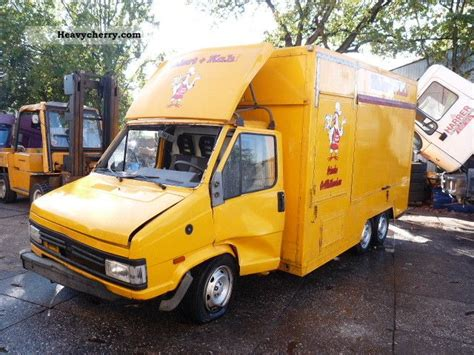 cool peugeot j5 traffic construction or truck up to 7 5t