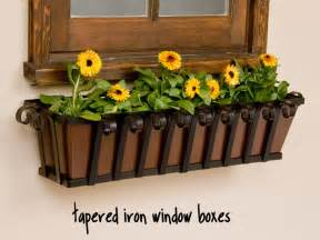 Venetian Balcony by Flower Boxes Amp Window Box Planters Pvc Wood Iron