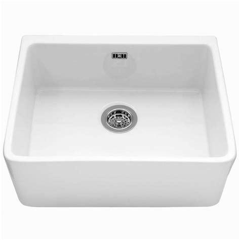 single bowl porcelain kitchen sink caple ceramic single bowl sink kitchen sinks 7955