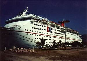The Old Carnival Jubilee Cruise Ship To Be Scrapped