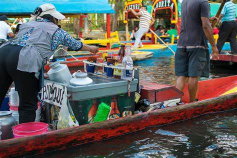 Incredible Native Sisters Let Coloured Cocks the floating fiesta of xochimilco in photos