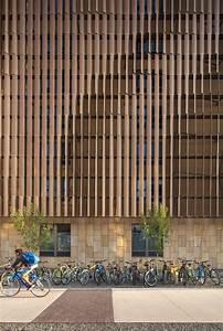 Architecture And Design Conferences 2018 At Arizona State University Pixelated Aluminum Louvers