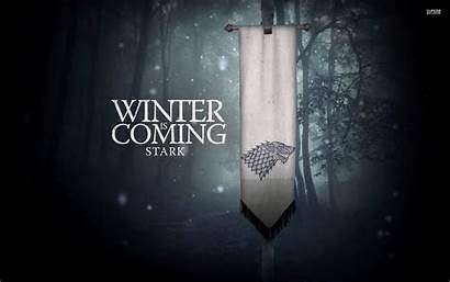 Winter Coming Wallpapers Tv Shows Stark Thrones