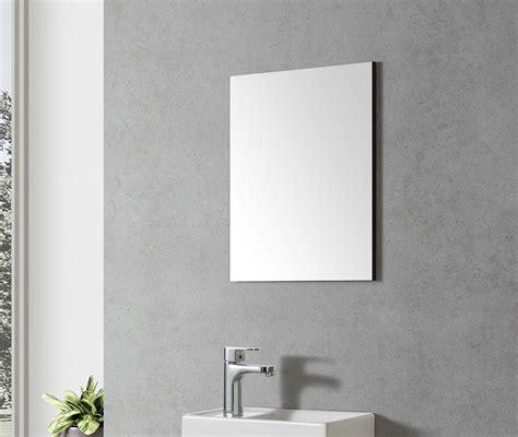 spiegel weißer rahmen badm 246 bel spiegel visito 40 schwarzer rahmen glasdeals