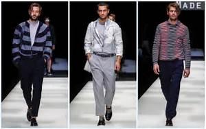 Giorgio Armani Spring/Summer 2018 Men's Collection