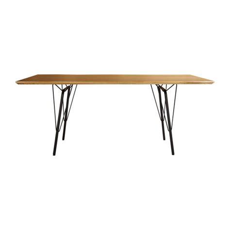 table cuisine habitat el tables de cuisine naturel bois habitat
