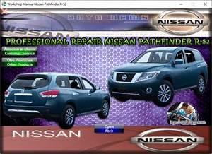 Manual De Taller Y Reparaci U00f3n Nissan Pathfinder R52 2013