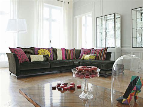 roche bobois canap駸 salon moderne rochebobois