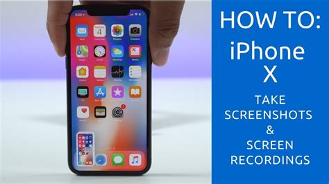 how to take on iphone how to take a screenshot with the iphone x