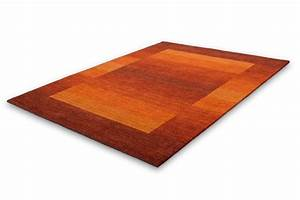 salon marocain moderne orange marron With tapis salon orange