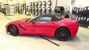Corvette C7 Cabriolet : 2014 red convertible c7 corvette stingray with z51 package for sale bill stasek chevrolet youtube ~ Medecine-chirurgie-esthetiques.com Avis de Voitures