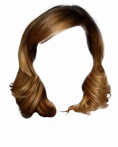 Hair Hairstyles Hairstyle Wig Clipart Virtual Transparent