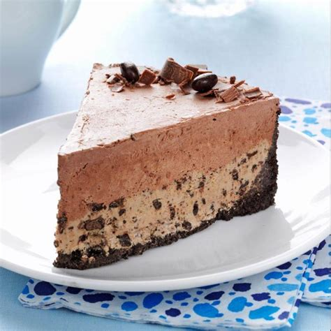Maybe you would like to learn more about one of these? Chocolate-Coffee Bean Ice Cream Cake Recipe   Taste of Home